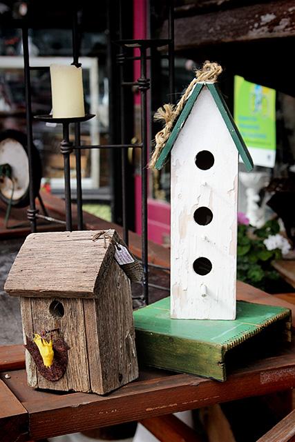 Flea Market, Birdhouse