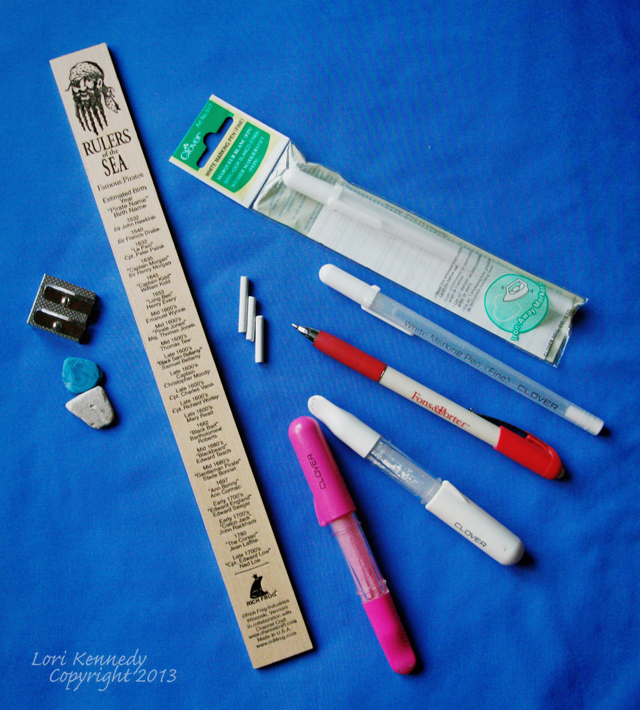 Quilt Marking Tools
