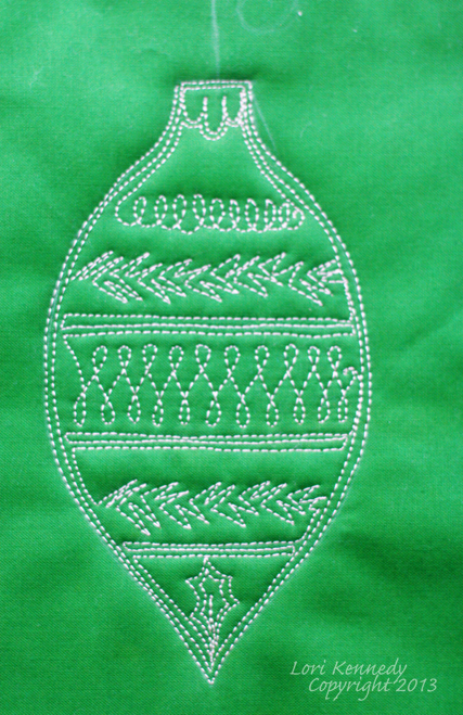 Quilting Project, Ornaments, Tutorial