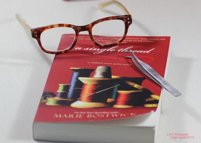 Marie Bostwick, Book