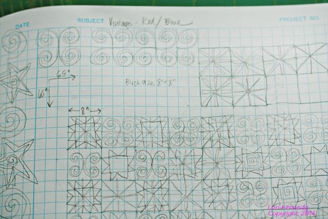 Quilt Notebook