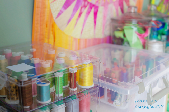 Threads, Sewing Room