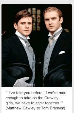 Downton Abbey Quote