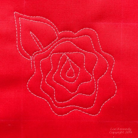 Nora's Rose motif, Lori Kennedy