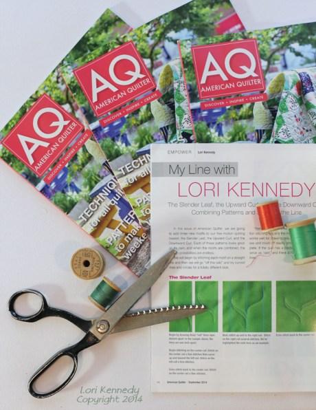 American Quilter Magazine