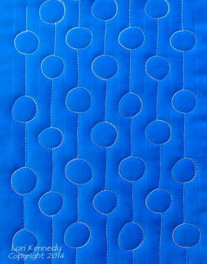 Free Motion Quilting, Dots and Dashes