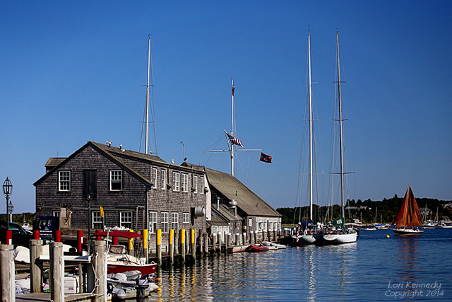 Martha's Vineyard, Boats, Harbor