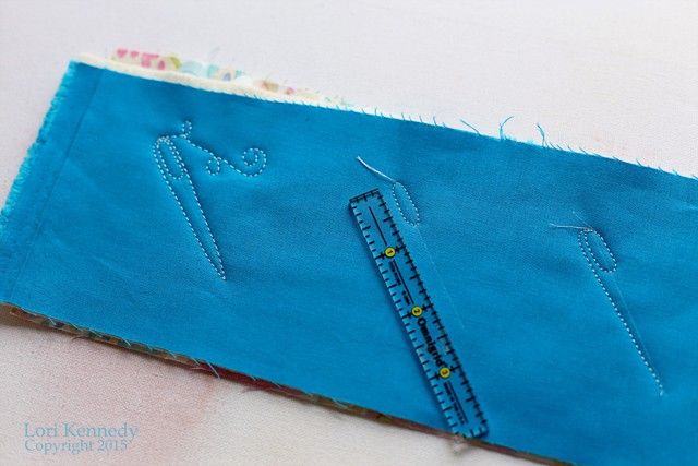 Needle, Free Motion Quilting