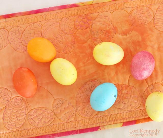 Easter Eggs, FMQ