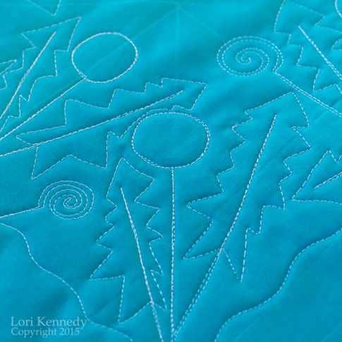 Dandelion Quilt