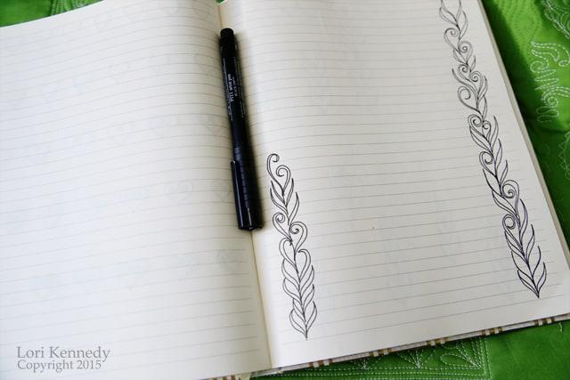 Doodle: Curls to Spirals