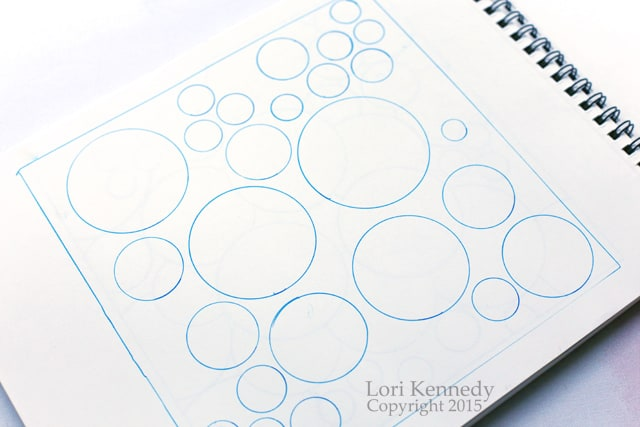 Circle Doodles, LKennedy