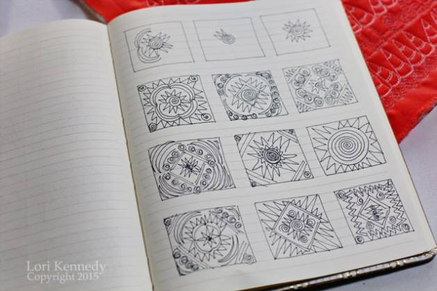Doodle Lessons, Lori Kennedy