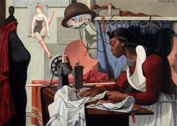 Alma Sewing, Criss