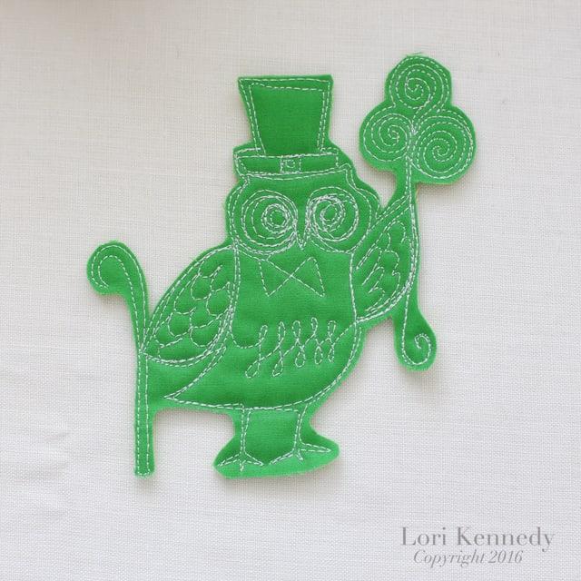 St. Patrick's Day, FMQ, Lori Kennedy