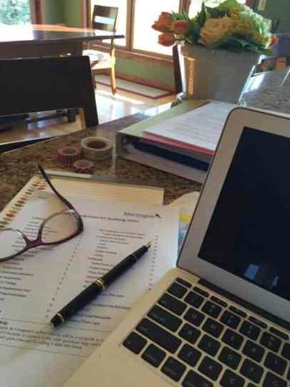 Book Writing, Lori Kennedy