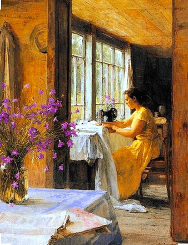 Aleksei Gritsai, Russian Artist