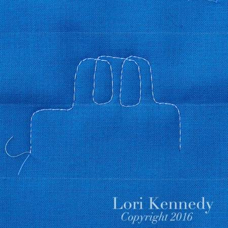 Lori Kennedy, Machine Quilting