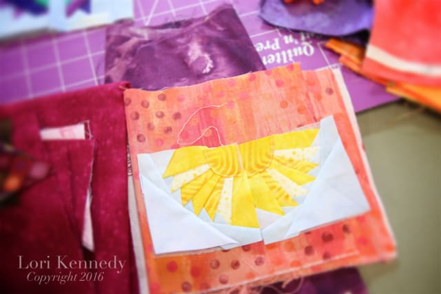 Quilting Little Things