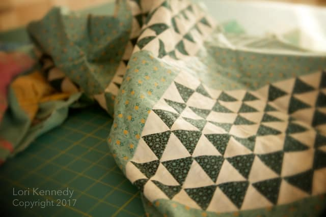 Vintage Quilts, Lori Kennedy