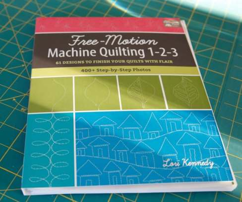 Machine Quilting 1-2-3, Lori Kennedy