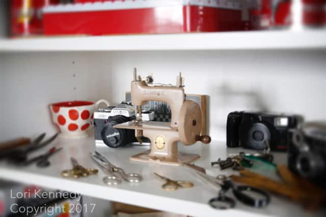 Sewing Room, Vintage Sewing Notions