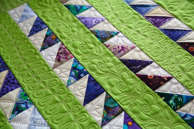 Machine Quilting QAL