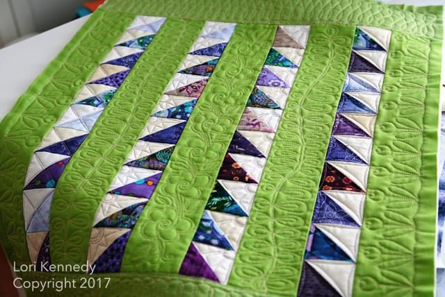 Border and HST Quilt-a-Long, Lori Kennedy