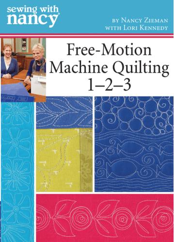 Lori Kennedy Machine Quilting, Nancy Zieman, Sewing with Nancy