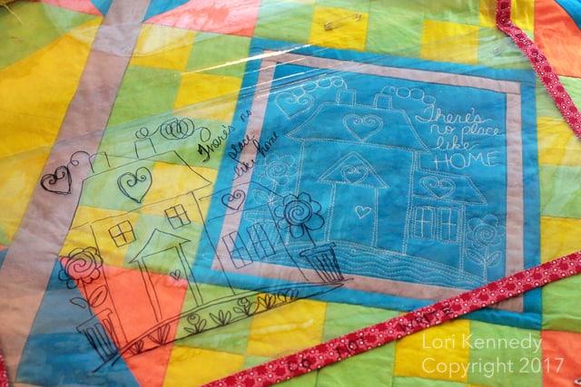 Machine Quilt Design Tips