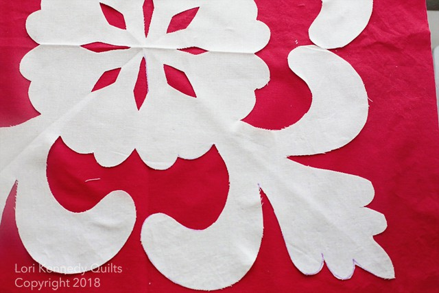 Lori Kennedy, Hawaiian Applique
