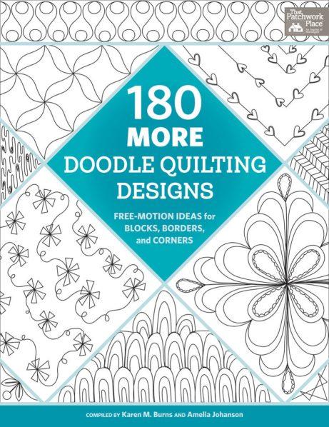 180 More Doodle Quilting Designs