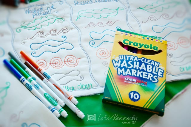 Washables Markers Set of 12 Washable Colouring Drawing Marker Pens Case