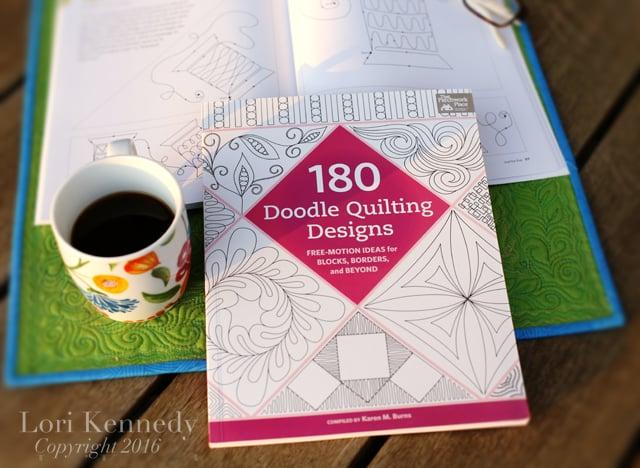 180 Doodle Quilting Designs