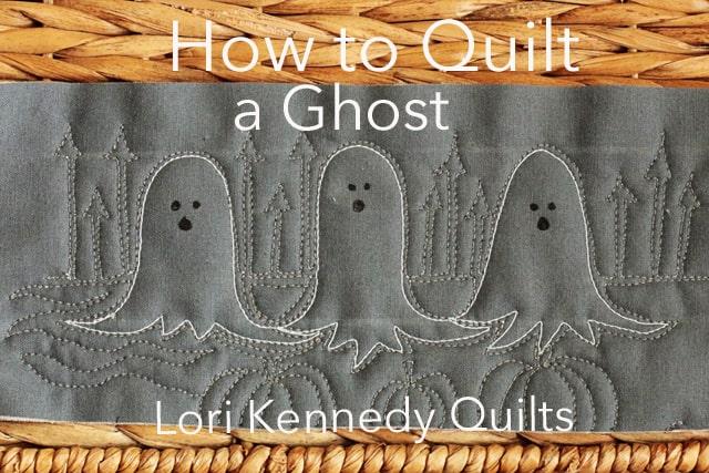 Ghost Machine Quilting