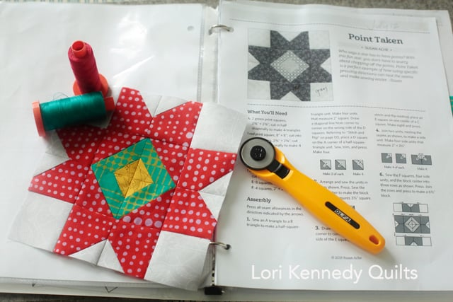 Splendid Sampler 2, Lori Kennedy