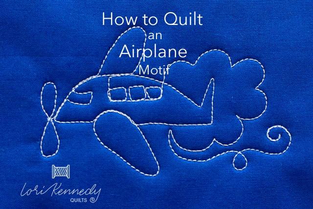 Airplane motif