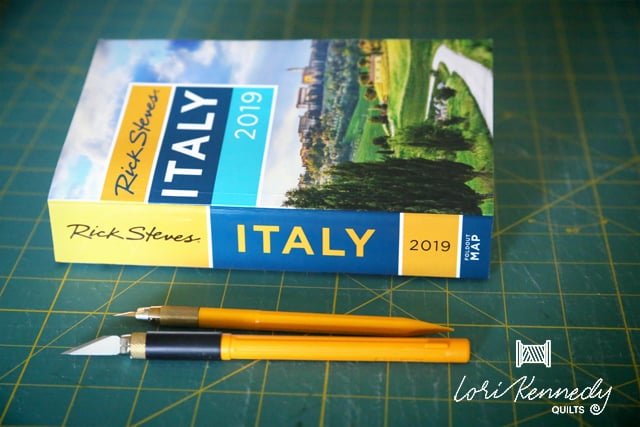 Rick Steves Italy Guide book