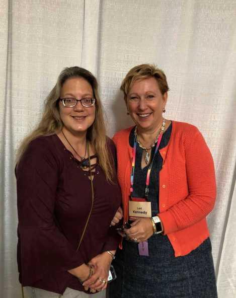 Lisa Giesfeldt, Lori Kennedy 2019