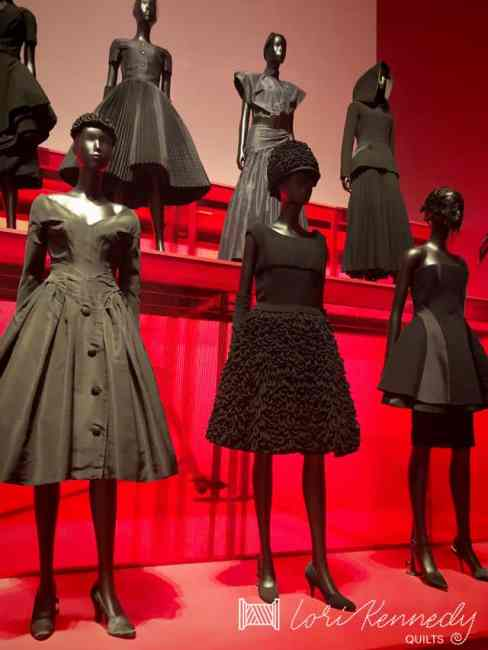 Dior Exhibit,