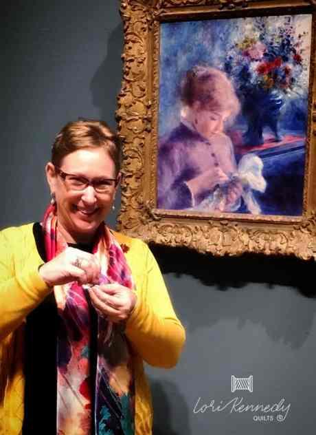 Renoir, Chicago Art Institute