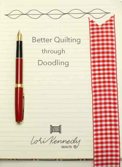 Better Quilting through Doodling