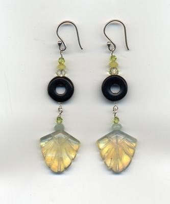 Earrings by Lori Klein Design