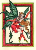 Christmas Fairy - AX03 $4