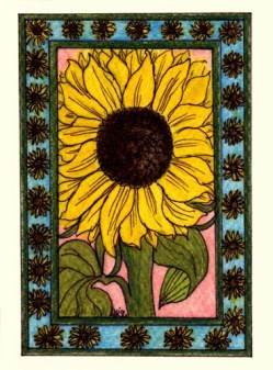 Sunflower - DB96 $4
