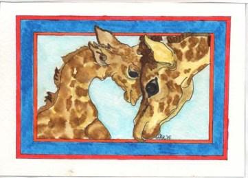 Baby Giraffe - JHM15 $4