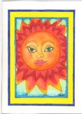 Sun Face - GF15 $4