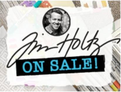 Tim Holtz On Sale