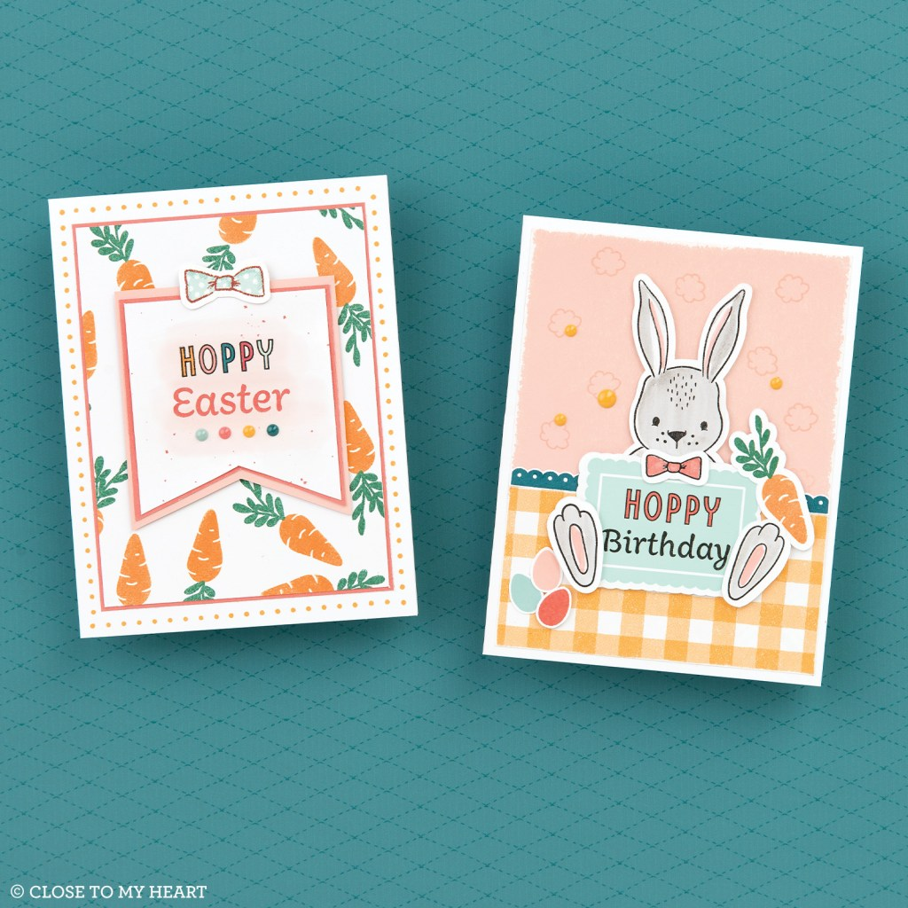 Cardmaking Stamp and Thin Cuts - Daisy Meadows