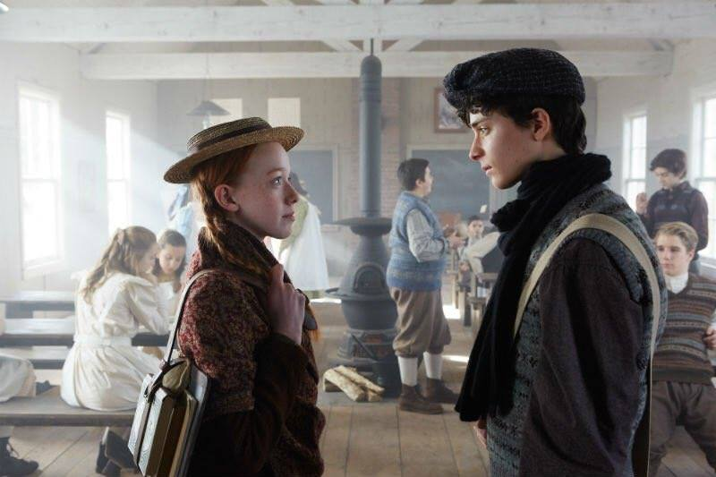 Image result for gilbert blythe anne with an e